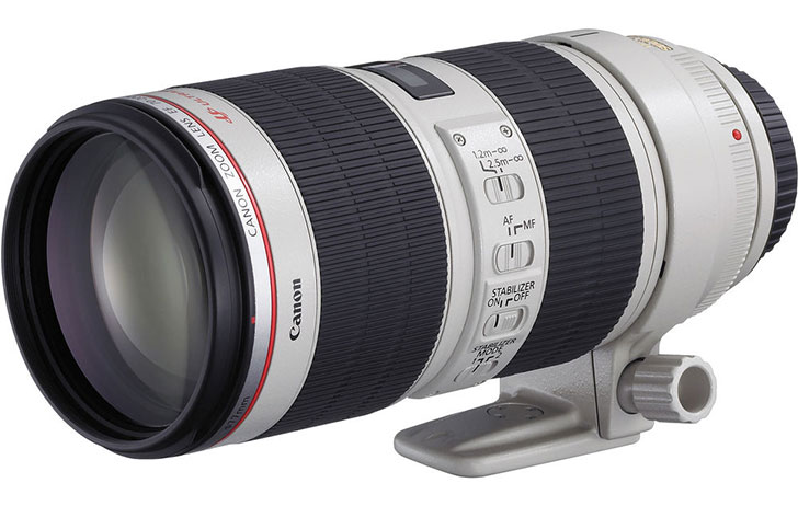 A New EF 70-200mm f/2.8L IS III Still a Possibility in 2018? [CR1]
