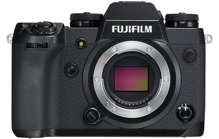 Industry News: Fujifilm Announces The X-H1, Their New X-Series Flagship