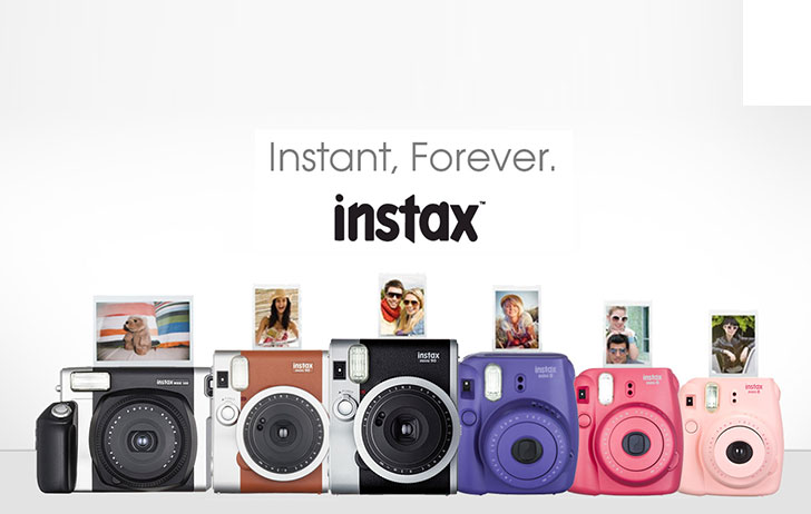 Fujifilm 2017 Q3 Financials are Impressive, Lead by the Instax Lineup and Not Mirrorless