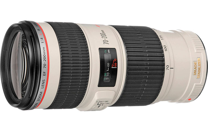The Canon EF 70-200mm f/4L IS II is Coming in April [CR3]