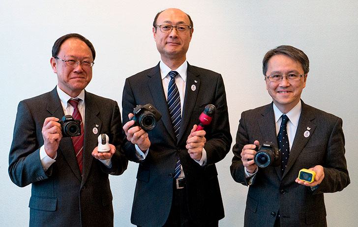 """DPReview Interview With Canon Execs, """"Increased Competition Allows us to Level-up'"""""""