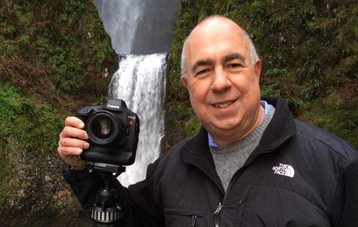 Rest in Peace Chuck Westfall, Canon USA's Technical Representative