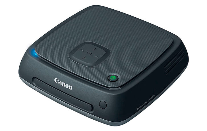Hacking the Canon Connect Station CS100
