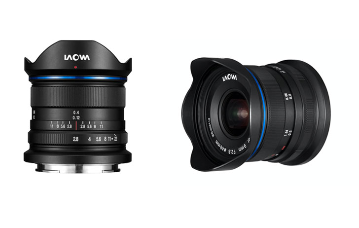 Venus Optics Announces the Laowa 9mm f/2.8 Zero-D, the World's  Widest f/2.8 Lens for APS-C Mirrorless Cameras