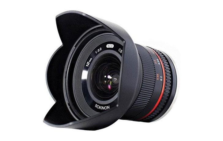 Deal: Rokinon 12mm f/2.0 NCS CS for EF-M $259 (Reg $399)